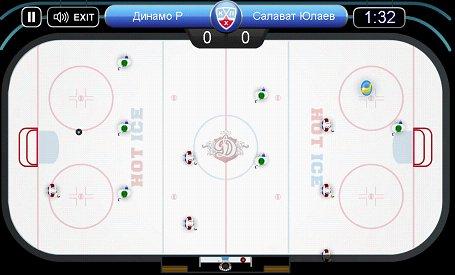 KHL hokejs 2011